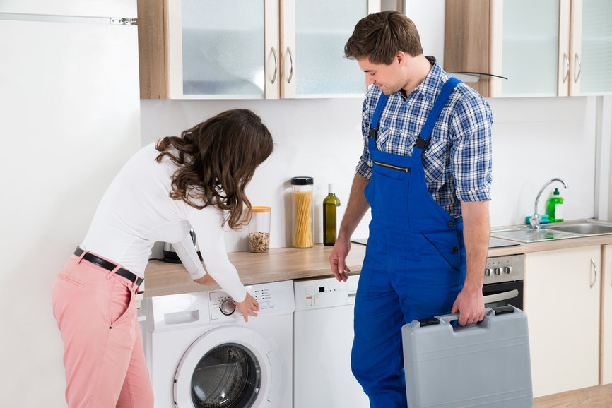 washer and dryer repair okc