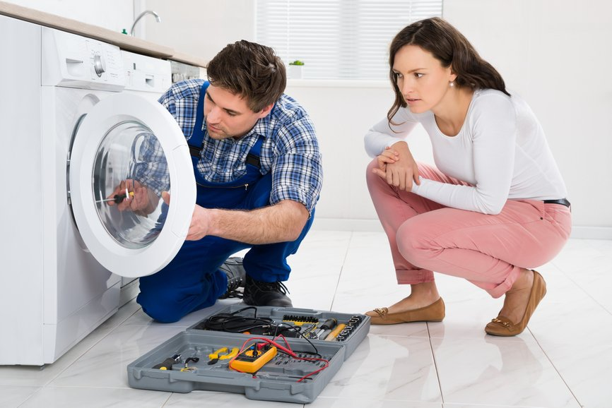 washer and dryer repair in okc