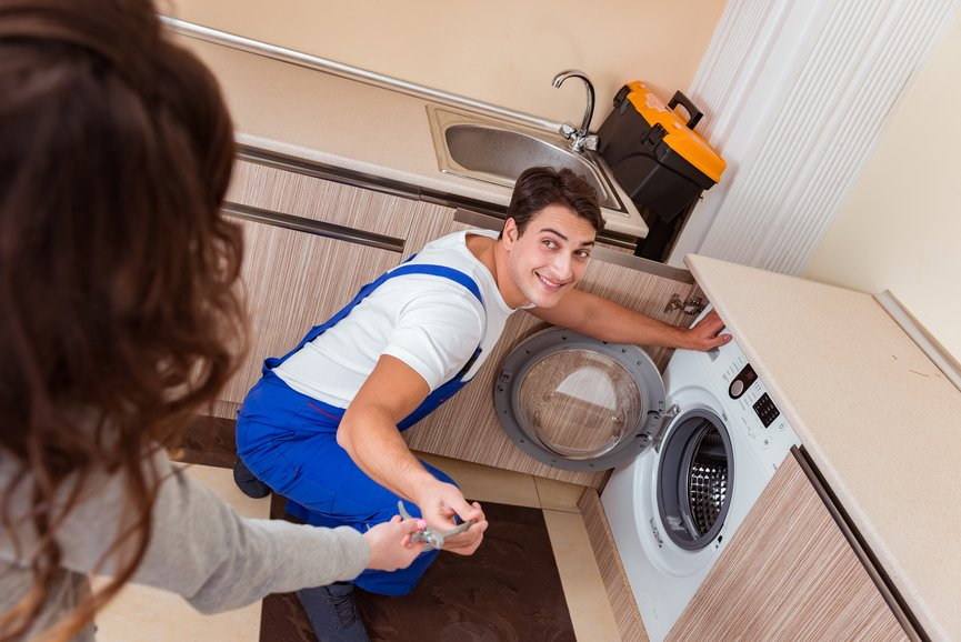 washing machine repair service okc
